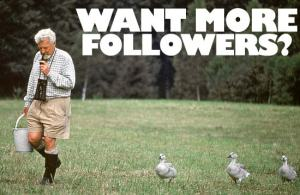 Want more Followers ?