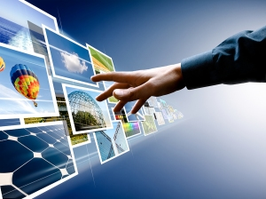 Visual Social Networks