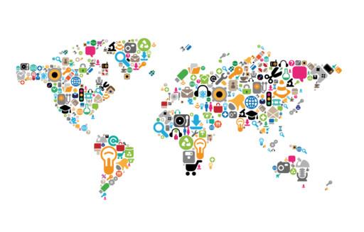 Worldwide Socialmedia
