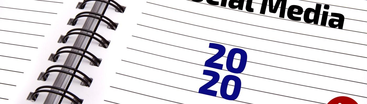 Calendari 2020 SocialMedia | Digui